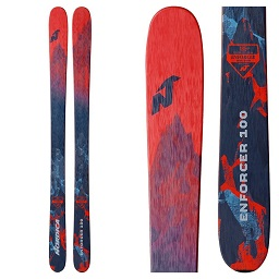 N ORDICA ENFORCER 100 - ALL MOUNTAIN   Expert Pro