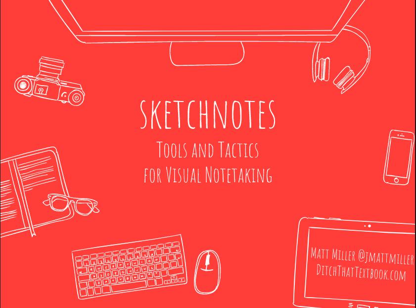 Matt Miller's Sketchnotes Presentation -