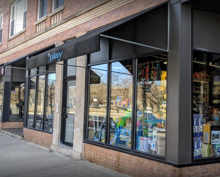 Play Logan Square    ±1,040 sf   2462 N Lincoln Avenue  | Chicago