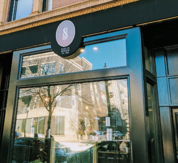 Solo Salon    ±5,000 sf   13 N May Street | Chicago