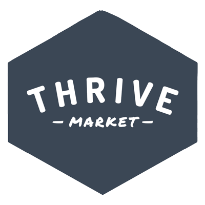 Thrive Market is an online grocery store that sells healthy products for 25-50% cheaper than in stores. Your first month is free and you get a discount with your first purchase. After that, you are charged a yearly membership. You can apply for a free membership to Thrive if you are a teacher, veteran, or low income. Check out Thrive Market  here .