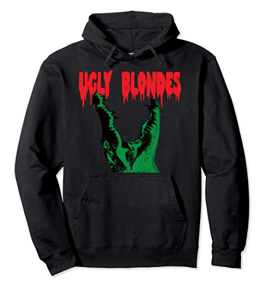 ugly blondes merch