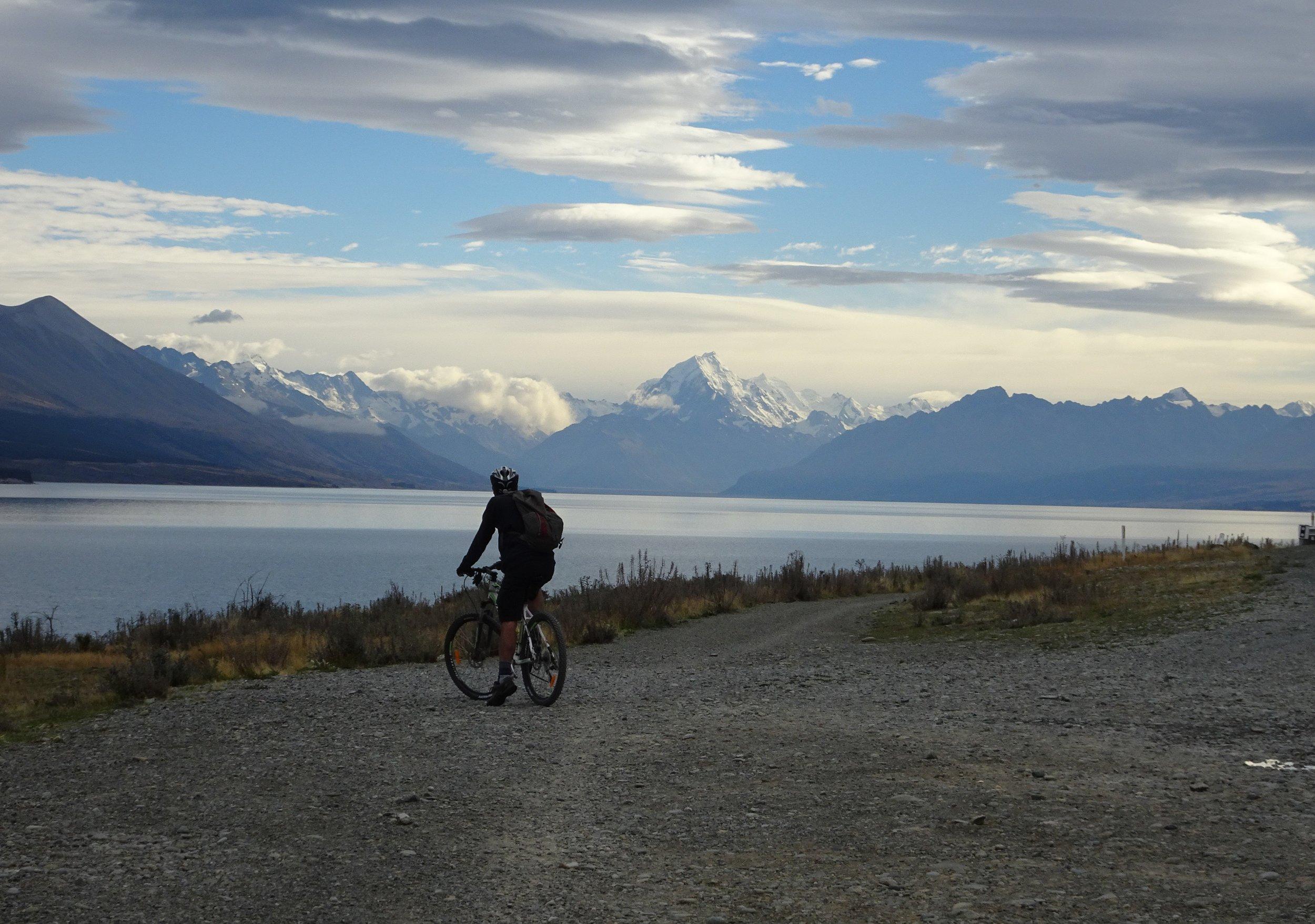 Garry Mt Cook Cycle.JPG