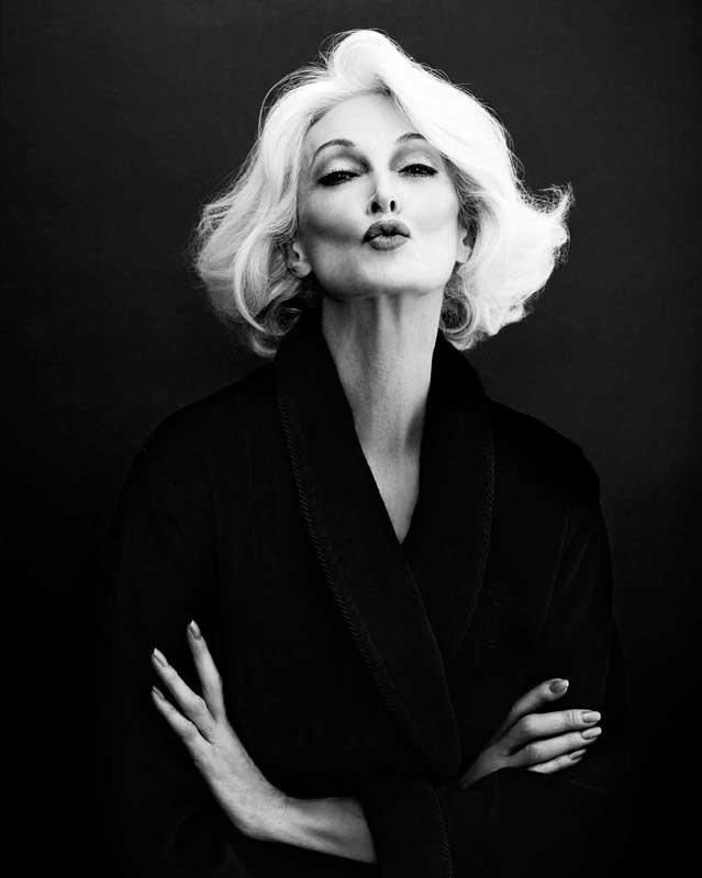 My Favorite Style & Beauty ICON - Carmen Dell'Orefice