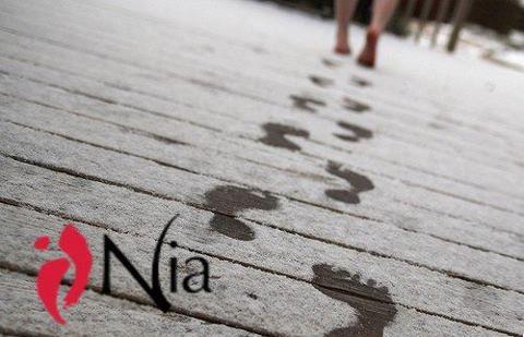Every Step towards Balance Affects the Whole… Walk On Beautiful~