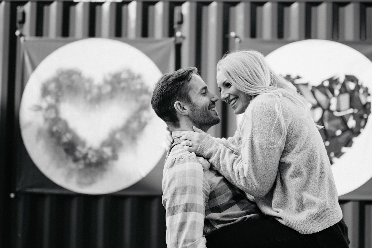 Black and white engagement phots by Emily Chalk Auckland.jpg