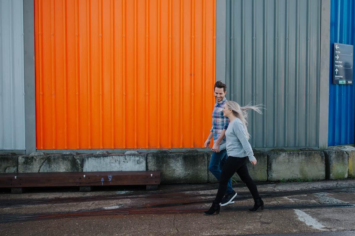 Urban engagement photo shoot by Emily Chalk.jpg