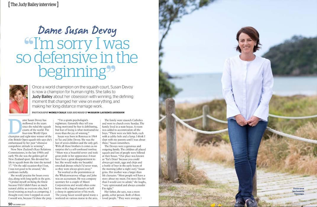 Photo in Magazine Editorial - Emily Chalk