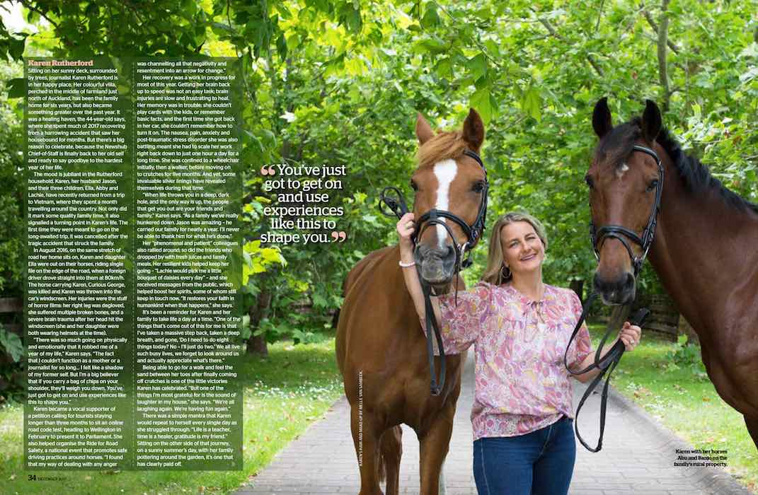 Profile Photo with Animals - Emily Chalk