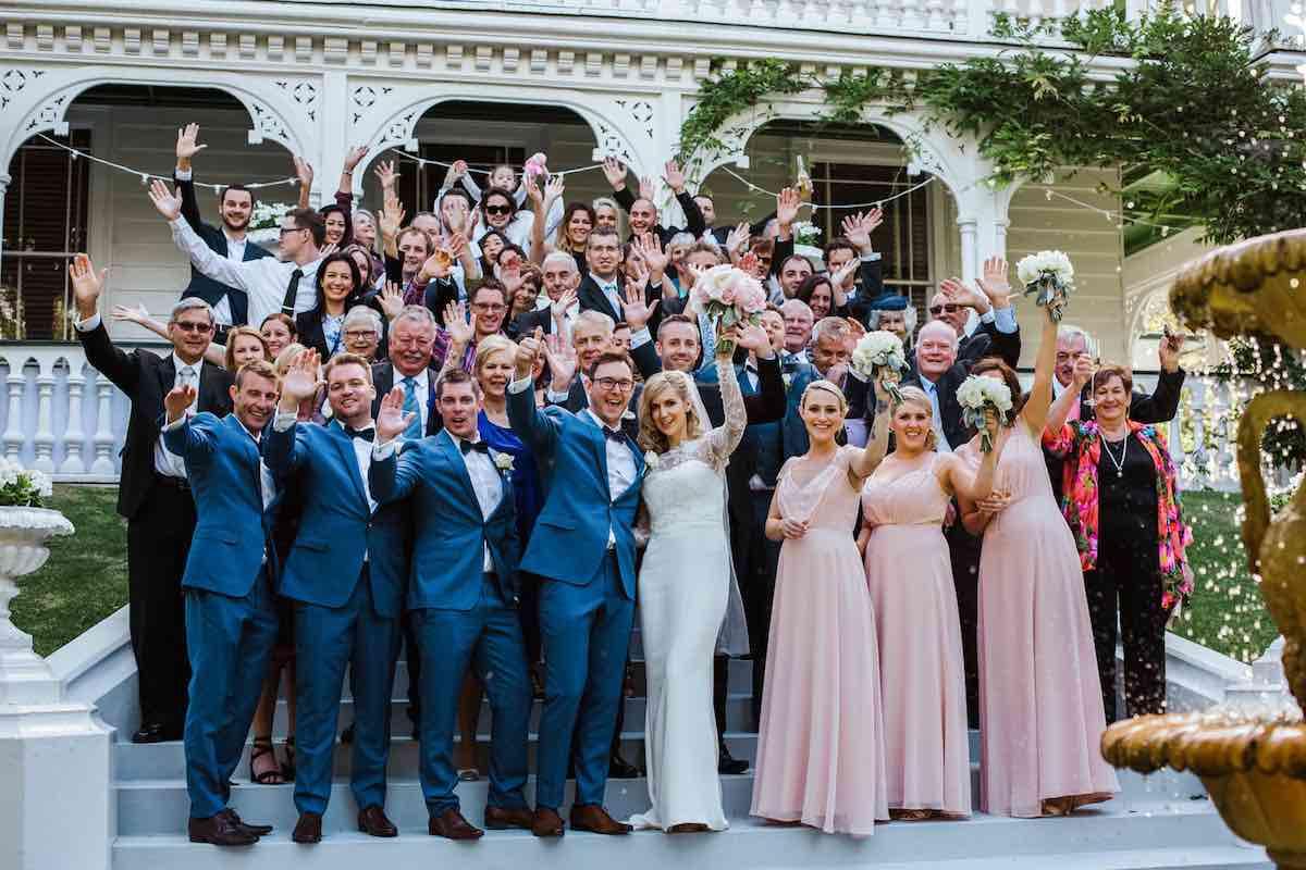 Emily Chalk Wedding Photographer - Alberton