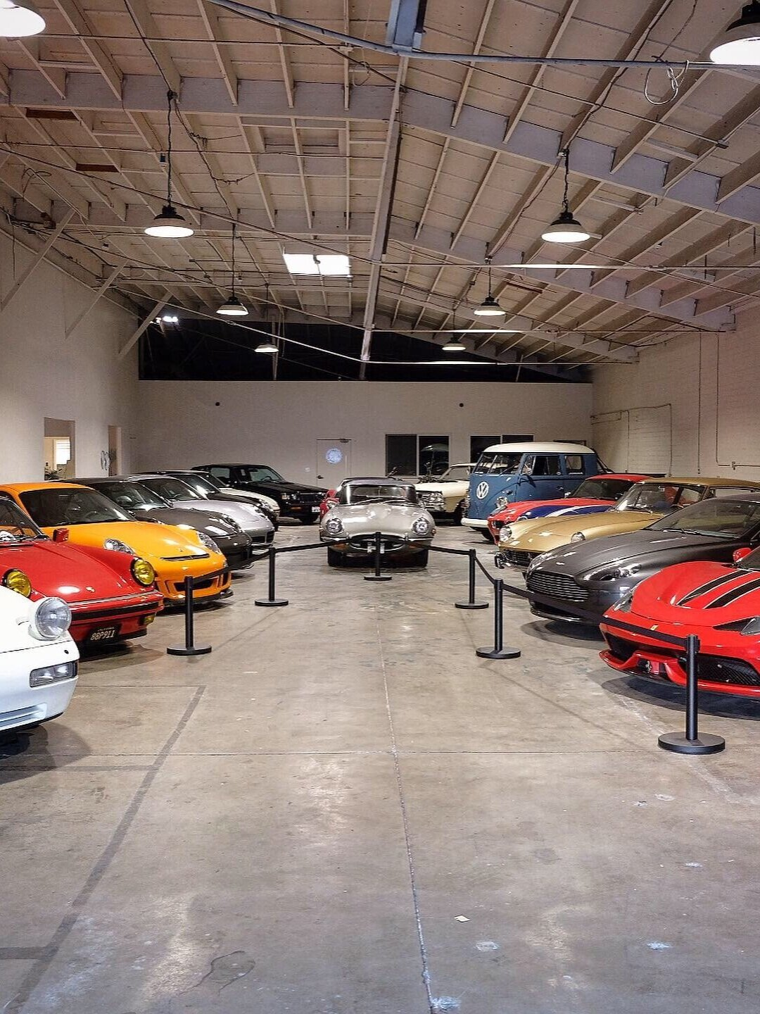 Vehicle Storage - House your collector vehicle in our temperature controlled, secure facility.