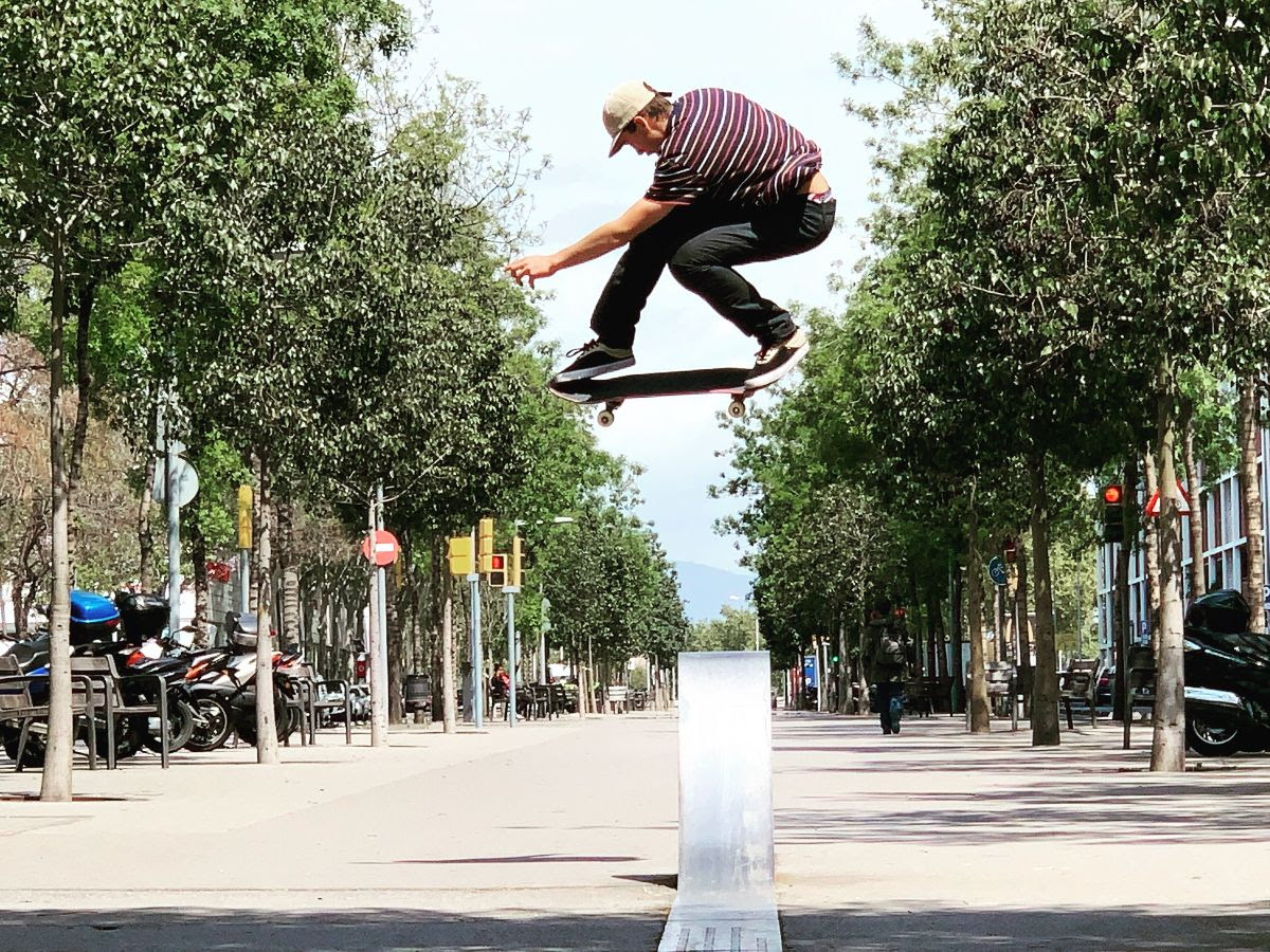 Max Bardas. Barcelona, Spain