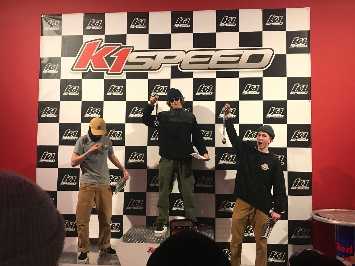 Your 2019 Wy'East Mountain Academy Go Karting Champions