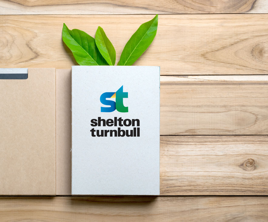 The Sustainable AdvantageGreen Printing - Our commitment to sustainability begins with our desire to minimize our environmental impact in an industry that is typically not green. By utilizing a wide range of environmentally sound practices, Shelton Turnbull provides customers with printed materials they need to make a big impact, without leaving a big footprint.