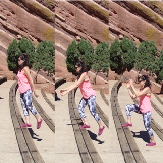 Right to Left: Step-up Sequence