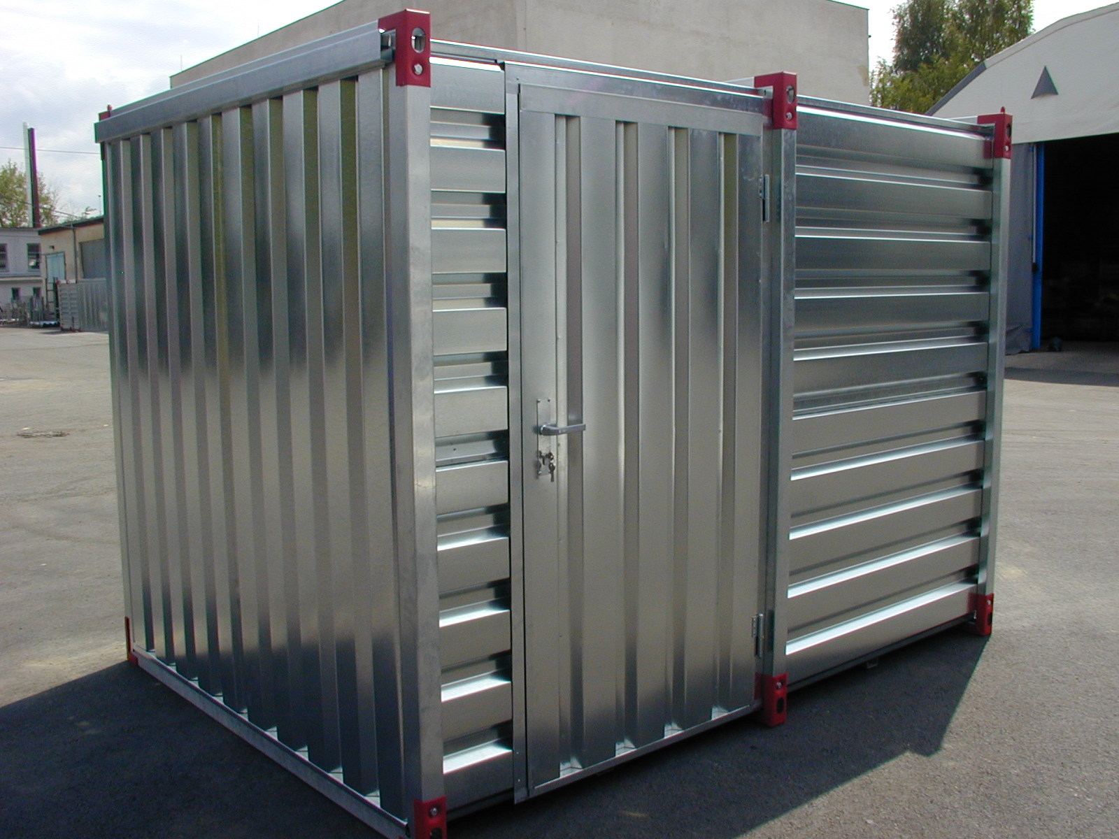 Portable Storage Container in Suffolk County