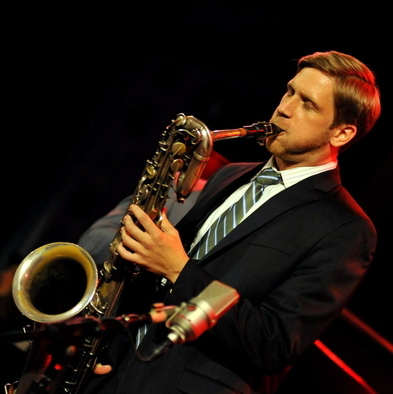 Paul Nedzela saxophone -