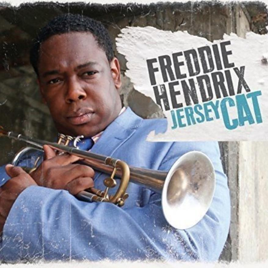 Freddie Hendrix trumpet -