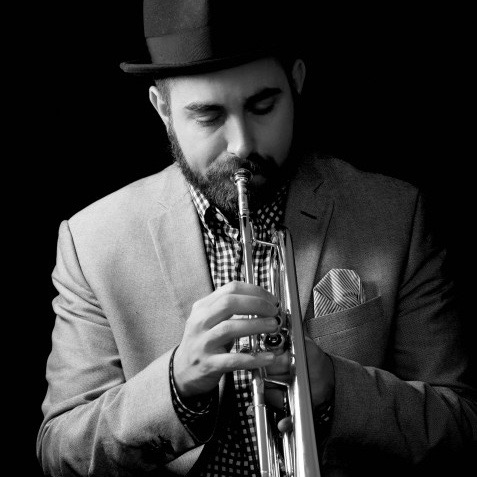 Mike Sailors trumpet -