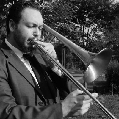 Ben Barnett trombone -