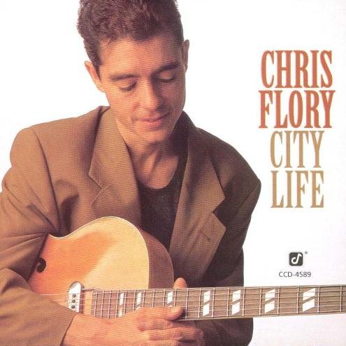 Chris Flory guitar -