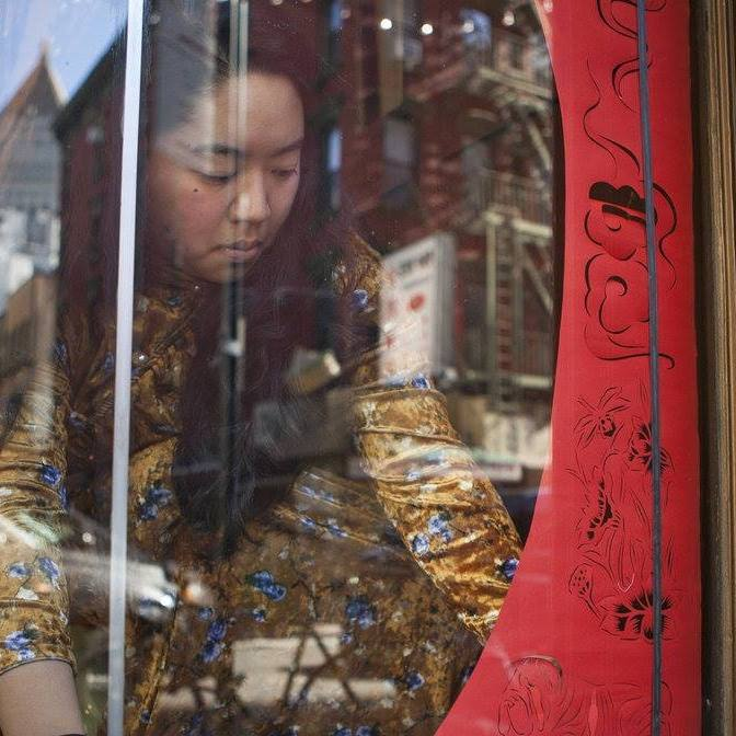 "© Annie Ling for NPR, "" In One Of Chinatown's Oldest Landmarks, A New Generation Readies For Lunar New Year """