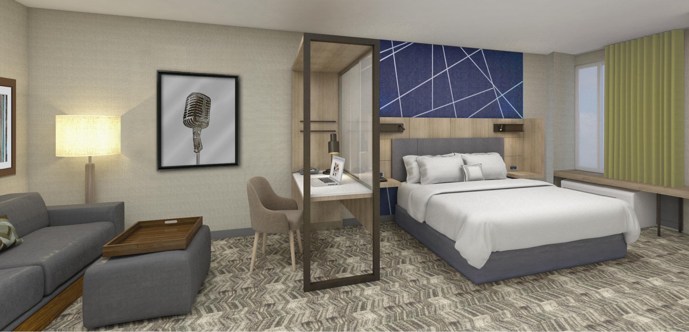 Nashville Tri-Brand Rendering - Springhill Suites Guestroom.jpg