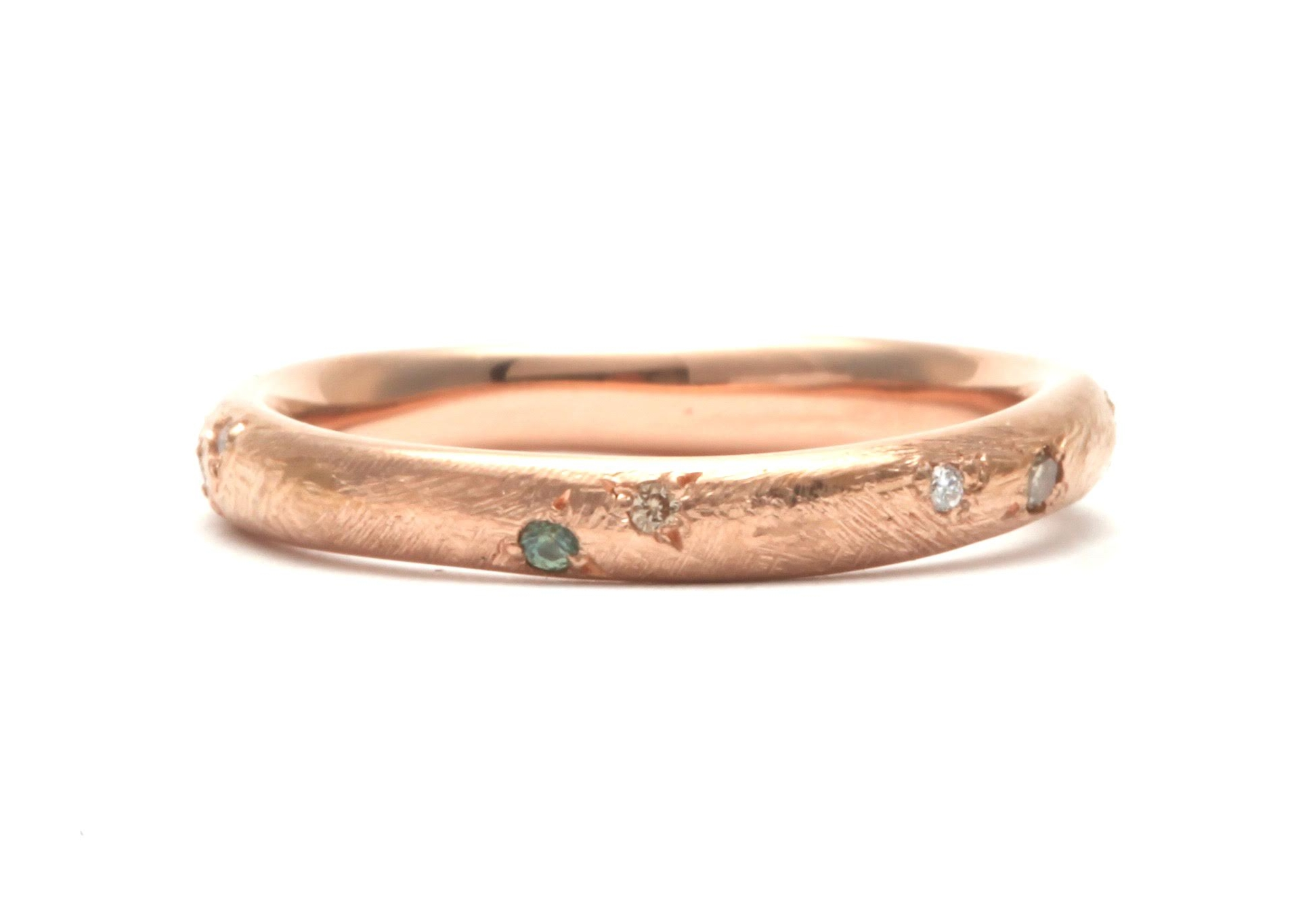 Golden Path Ring