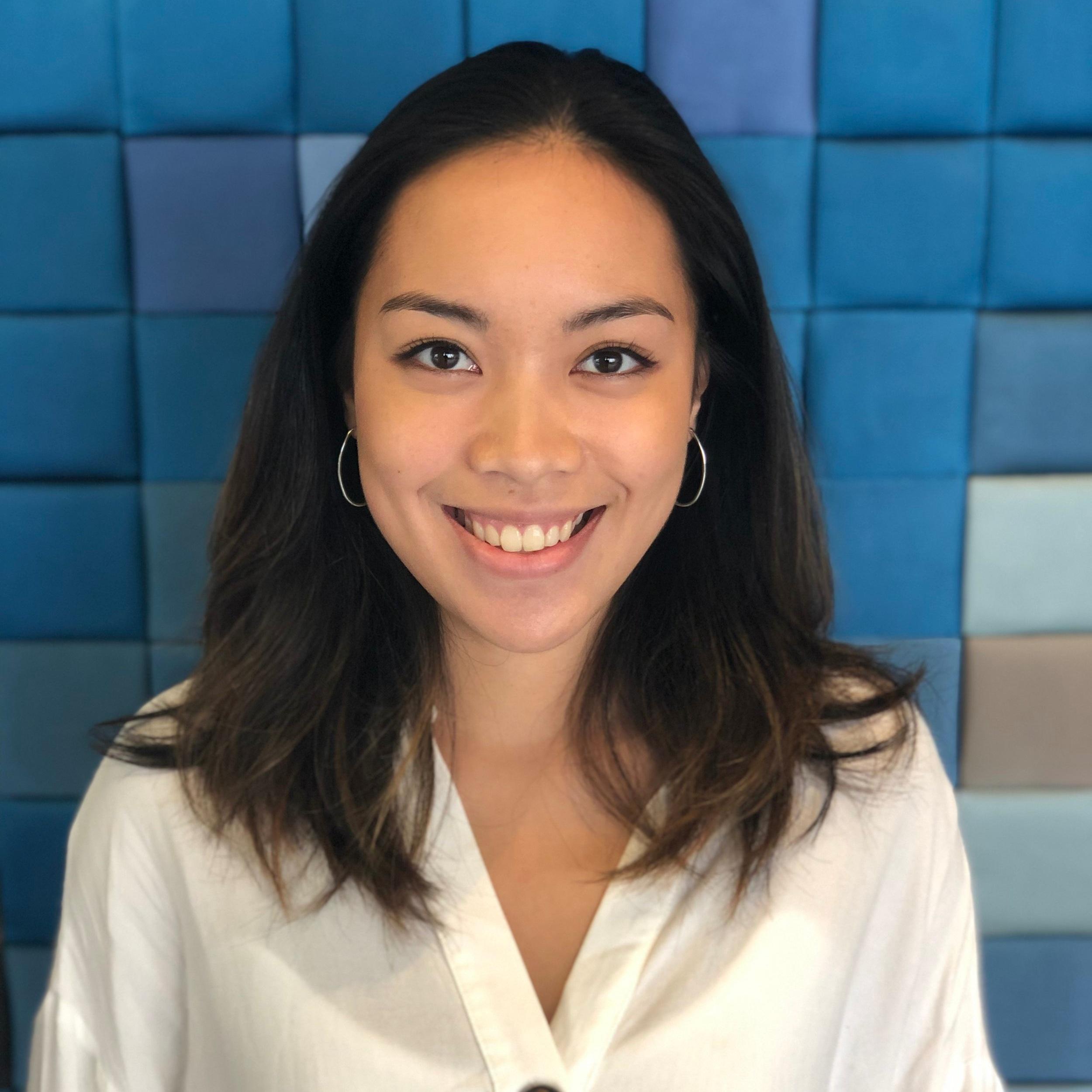 Glycel Nacinopa - Marketing Associate