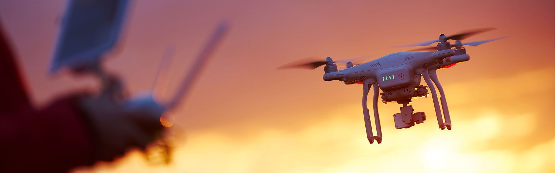 DRONES & ROBOTICS -