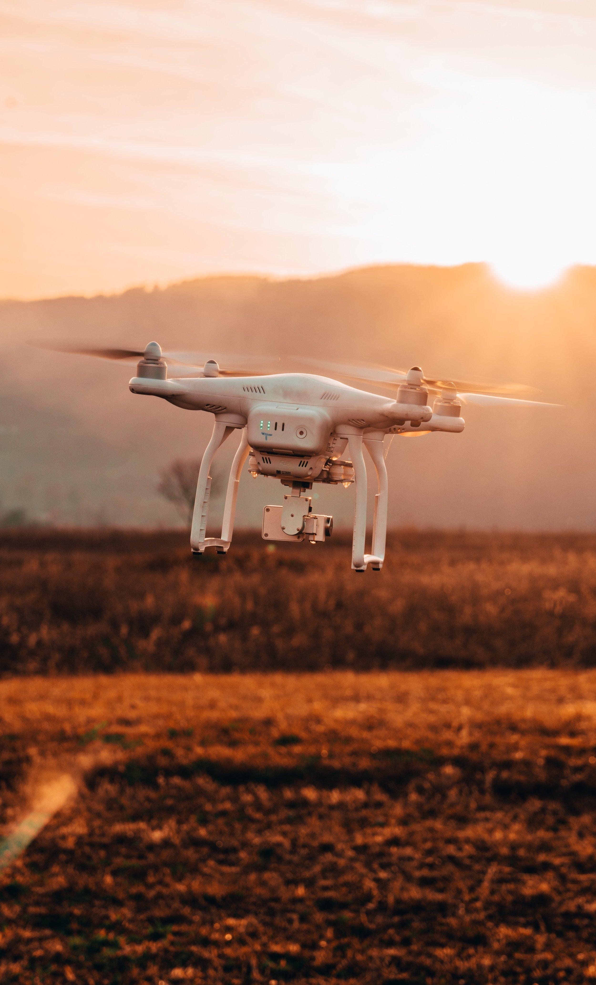 Drones & Robotics — Brinc