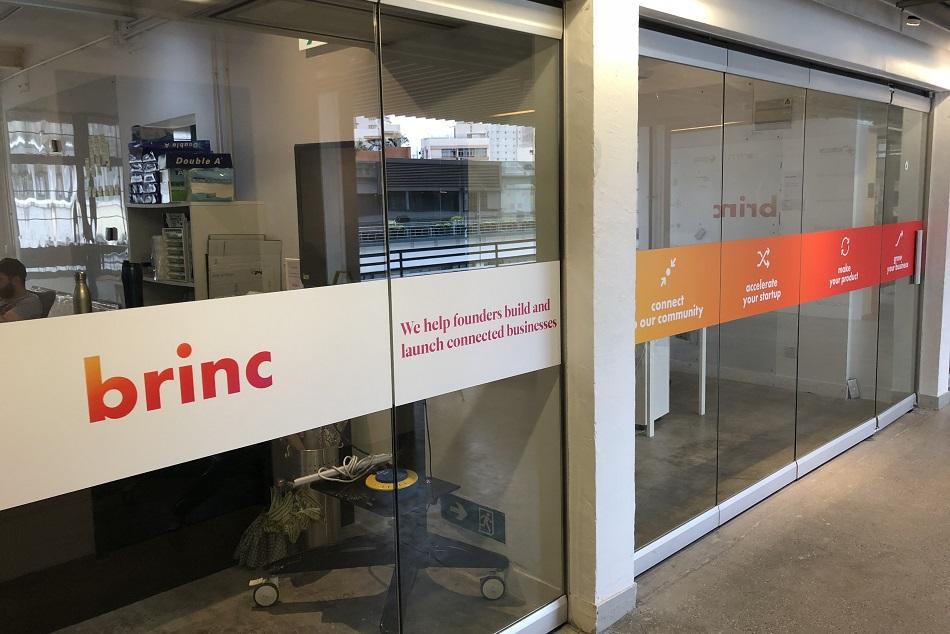 Brinc Hong Kong PMQ Co-Working Entrance.jpg
