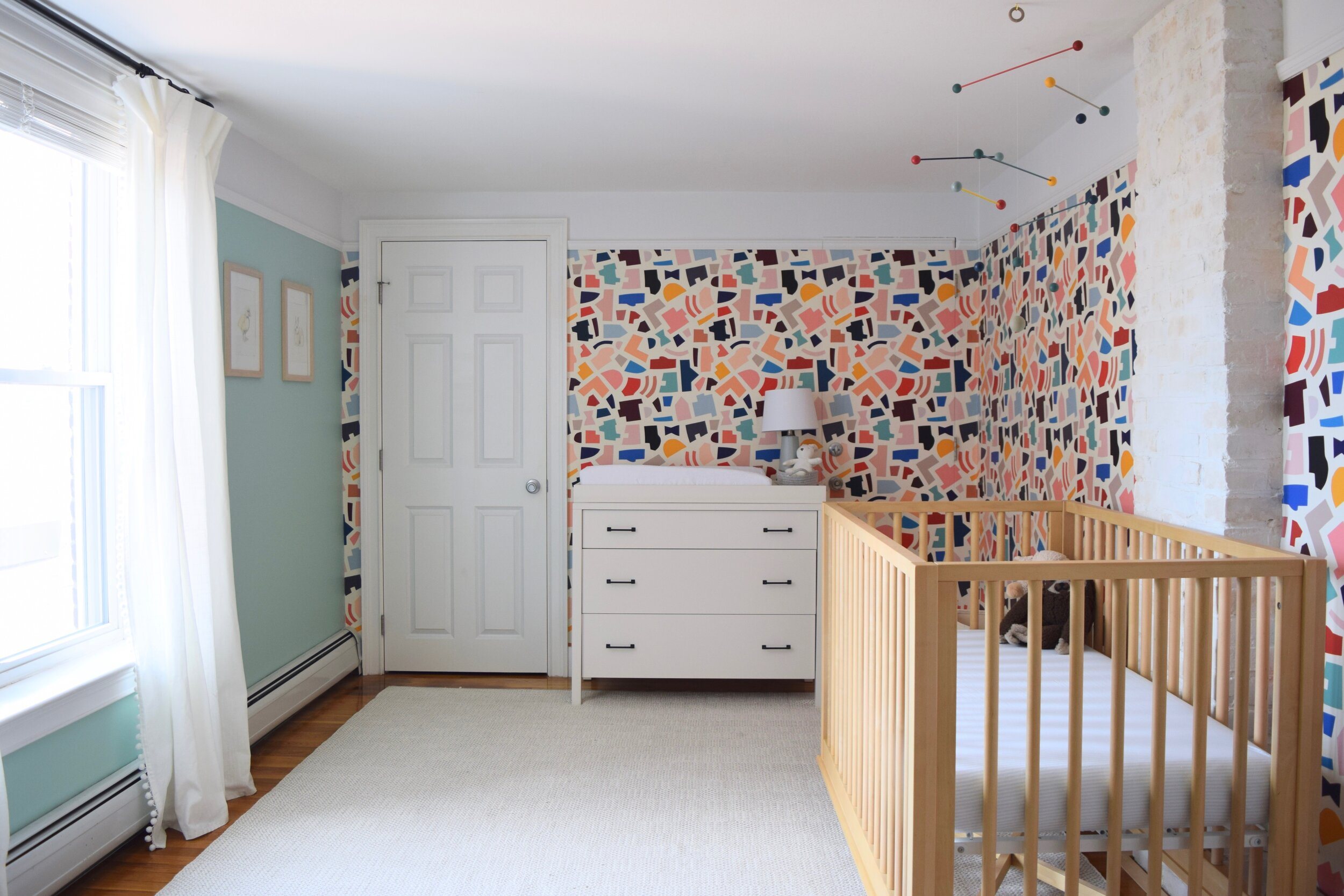 Old nursery after