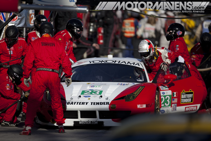 Endurance Racing  has always been about how hard and how long you can go. For almost a century, legendary races like Le Mans, Sebring, and Daytona have made history as a proving ground for men and their machines.