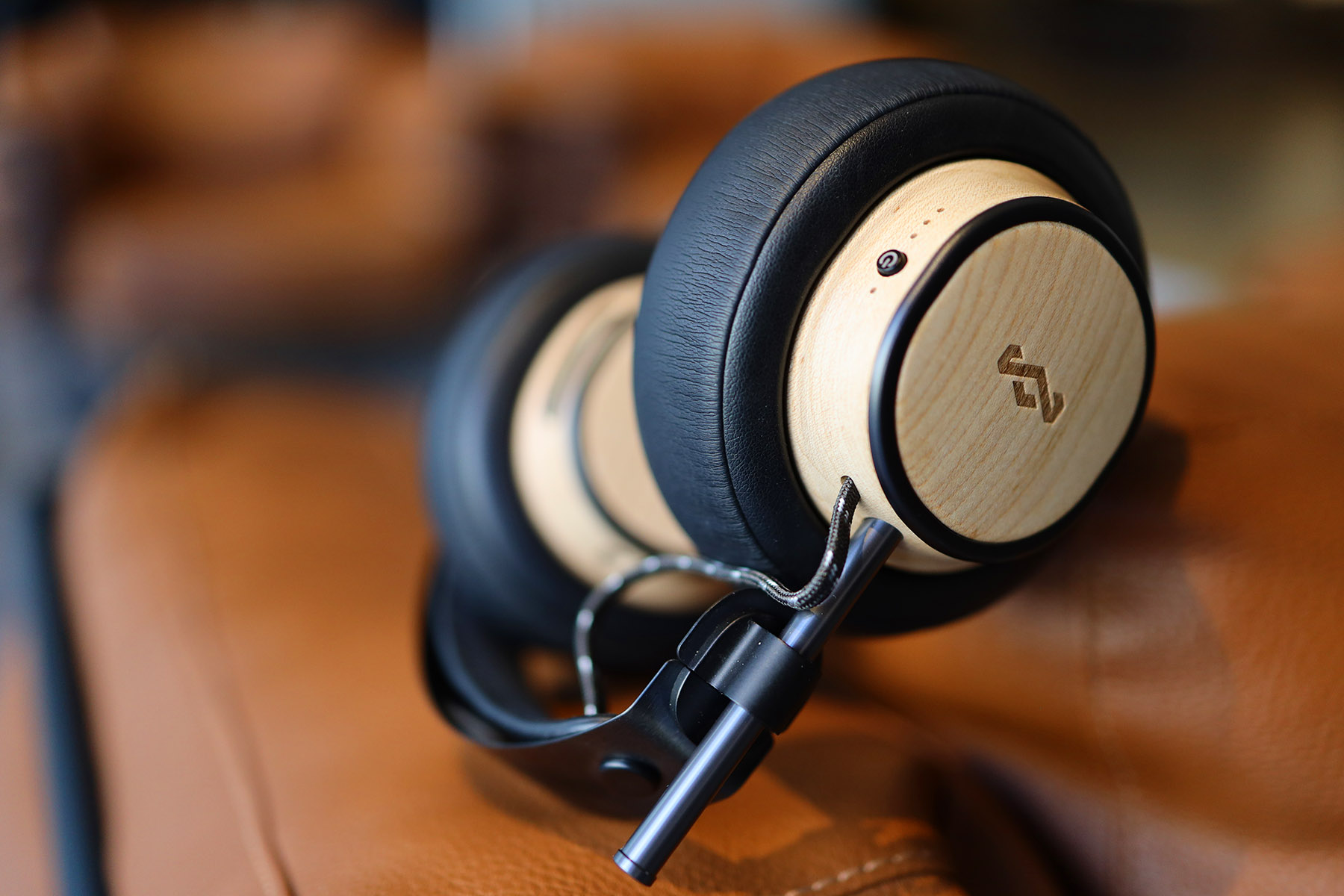 House of Marley Exodus Wireless over the ear Headphones