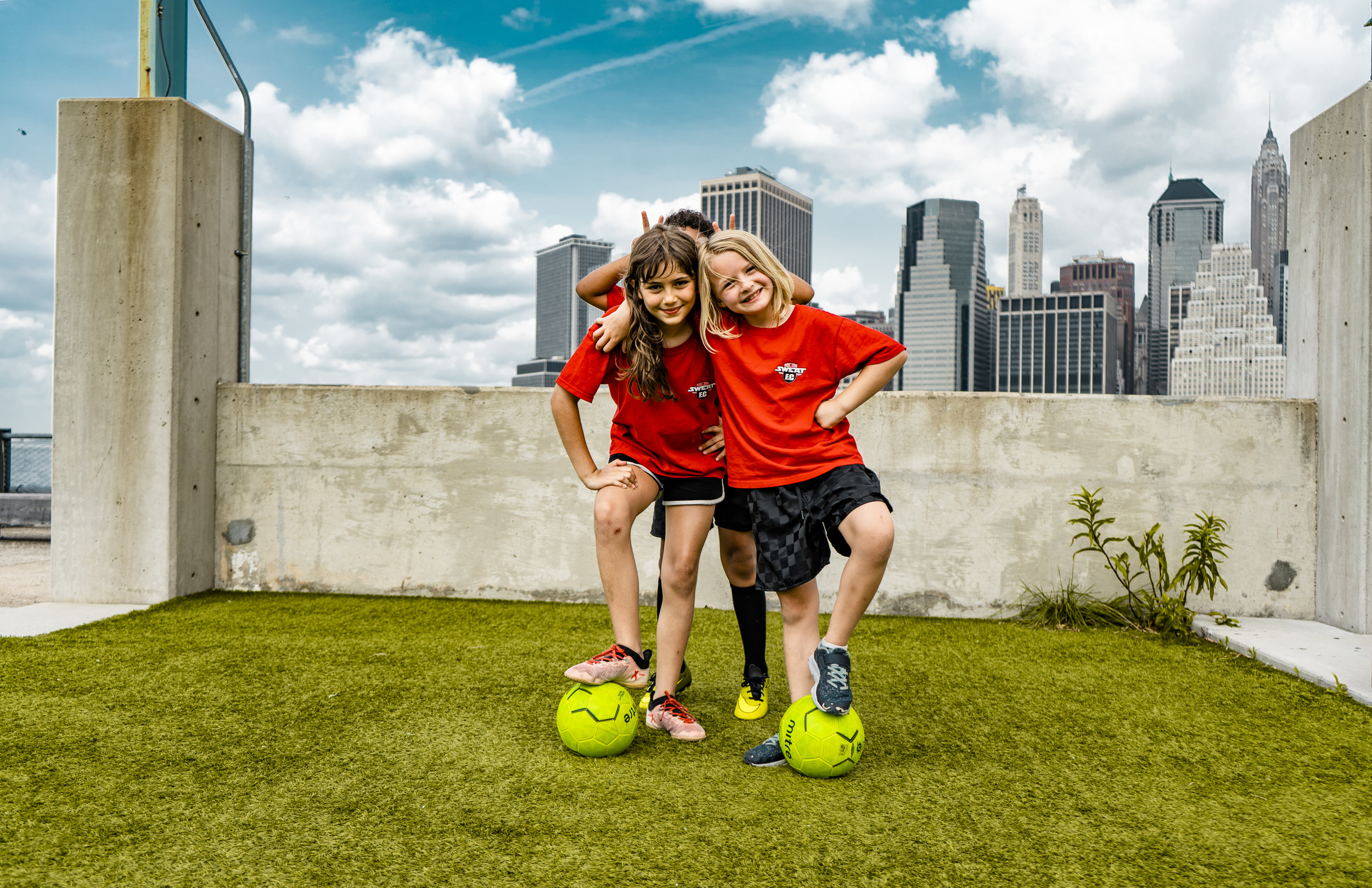 Sweat F.C Girls Soccer