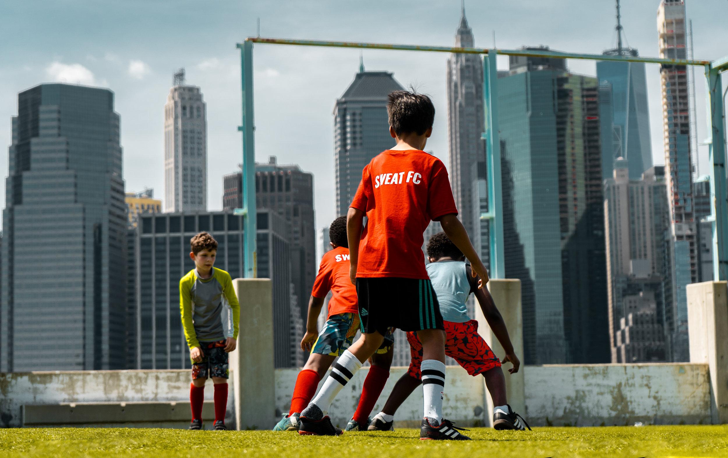 SWEAT FC : Brooklyn Youth Soccer