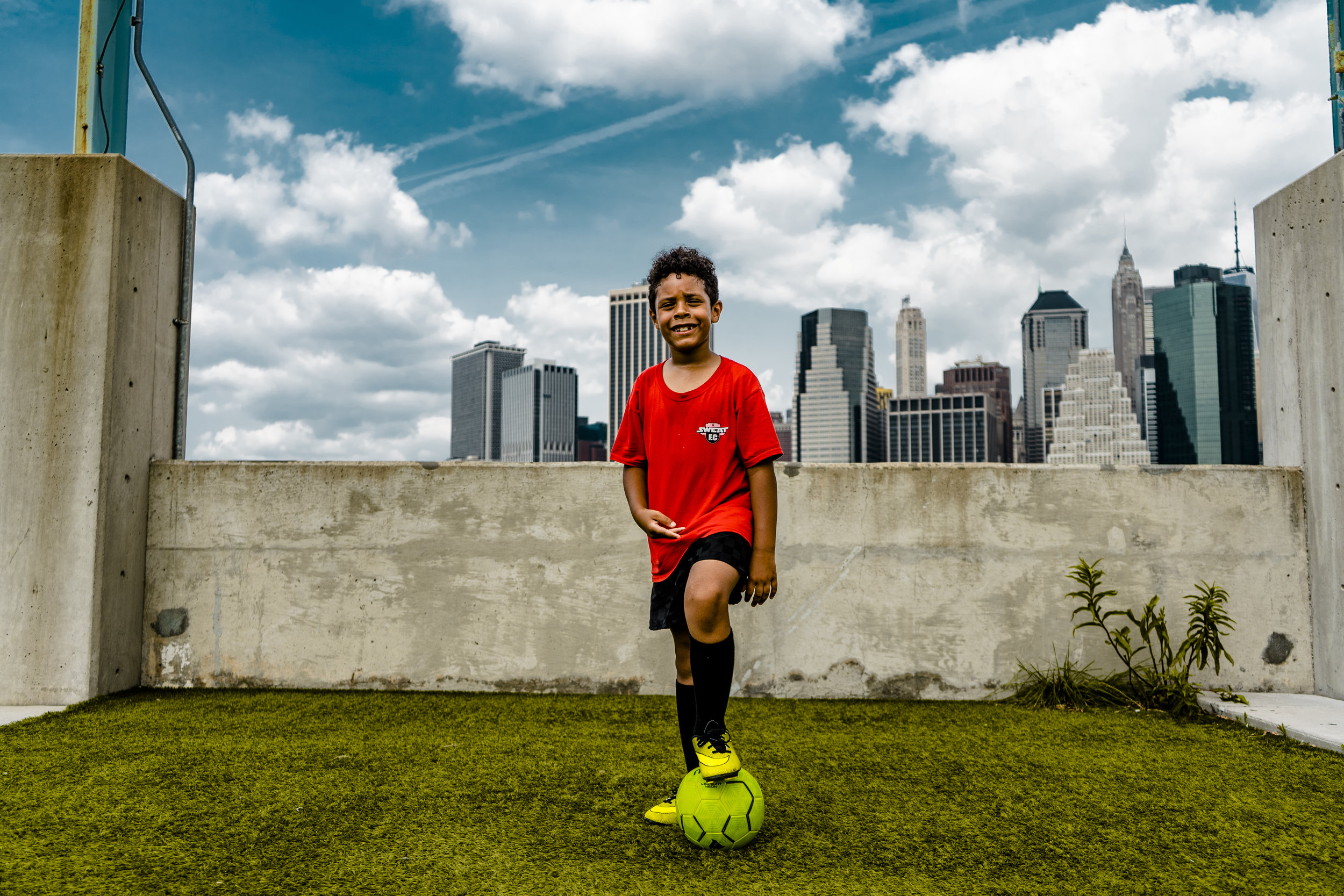 DEAN ST AGES 5-9 - Fall 2019 soccer school classes are now open. Our Dean Street soccer classes will take place on Monday's and Thursday's at 3:00 PM.