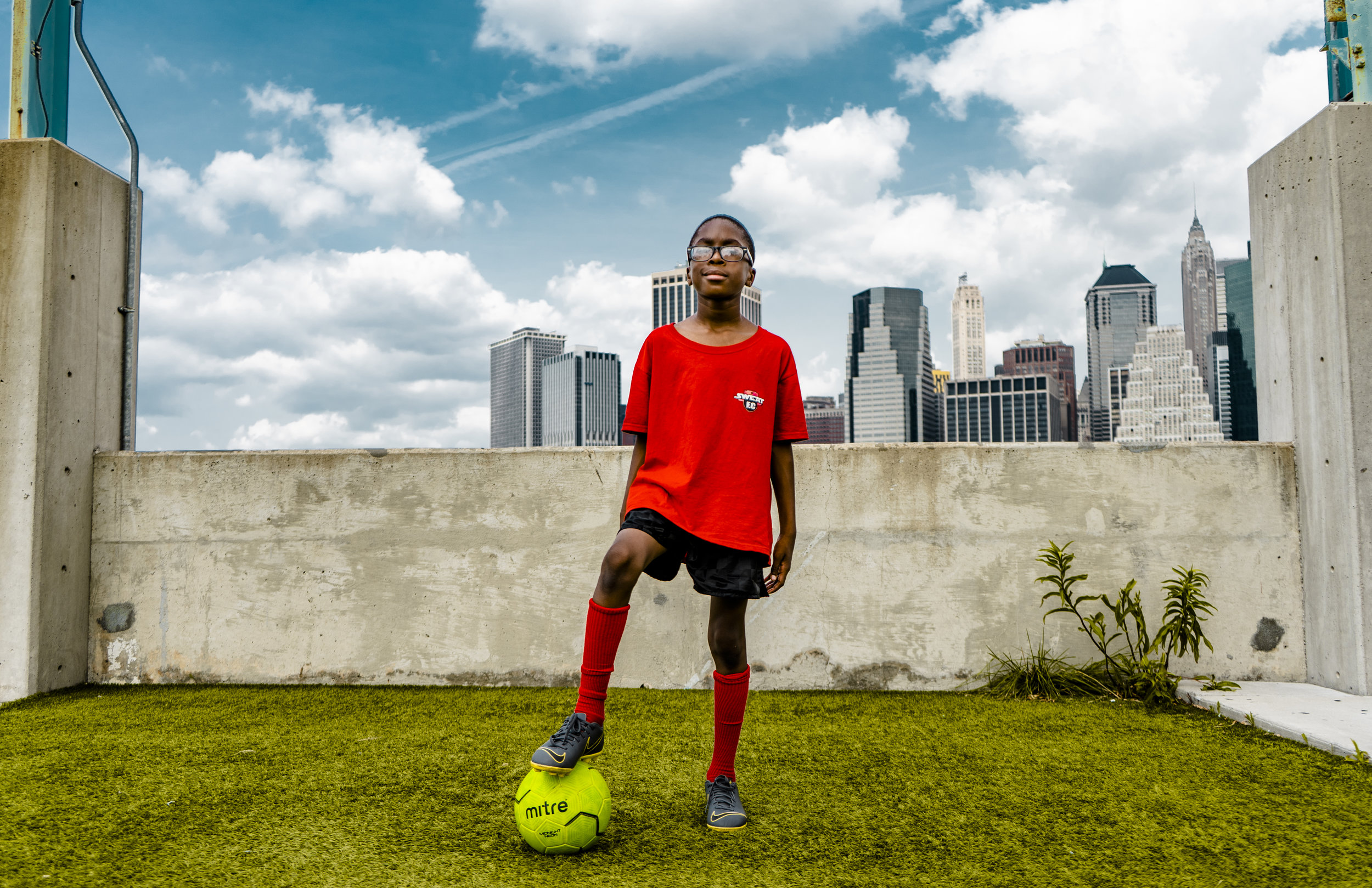 CARROLL GARDENS AGES 5 - 9 - Fall 2019 Carroll Gardens soccer school classes are now open for enrollment. Our classes are Wednesday's and Friday's at 3:30 PM