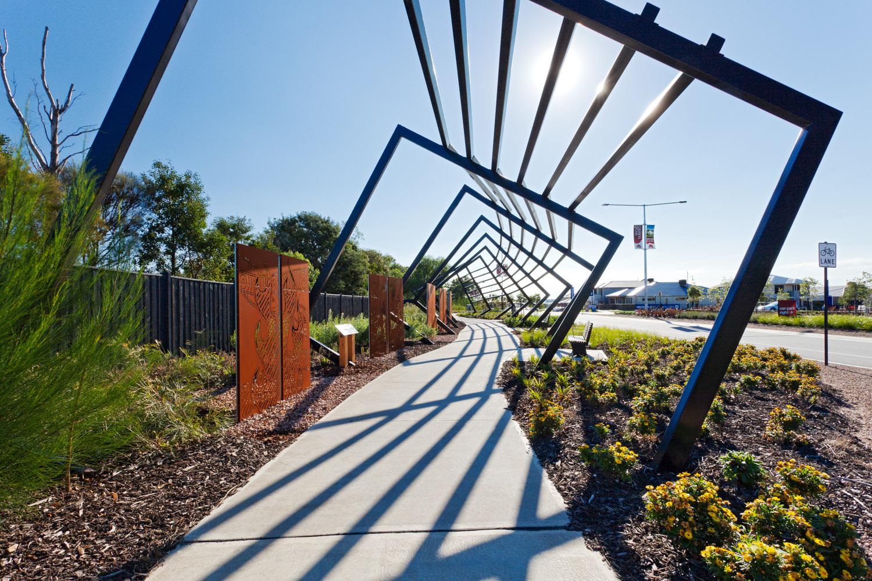 Landscape Architecture 2 - urban, squares, memorials, structures
