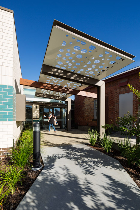 Coburg Childcare Centre - A great place for kids! Photographed for Ireland Brown Constructions, Williams Boag Architects, and Xylem Landscape Architects.