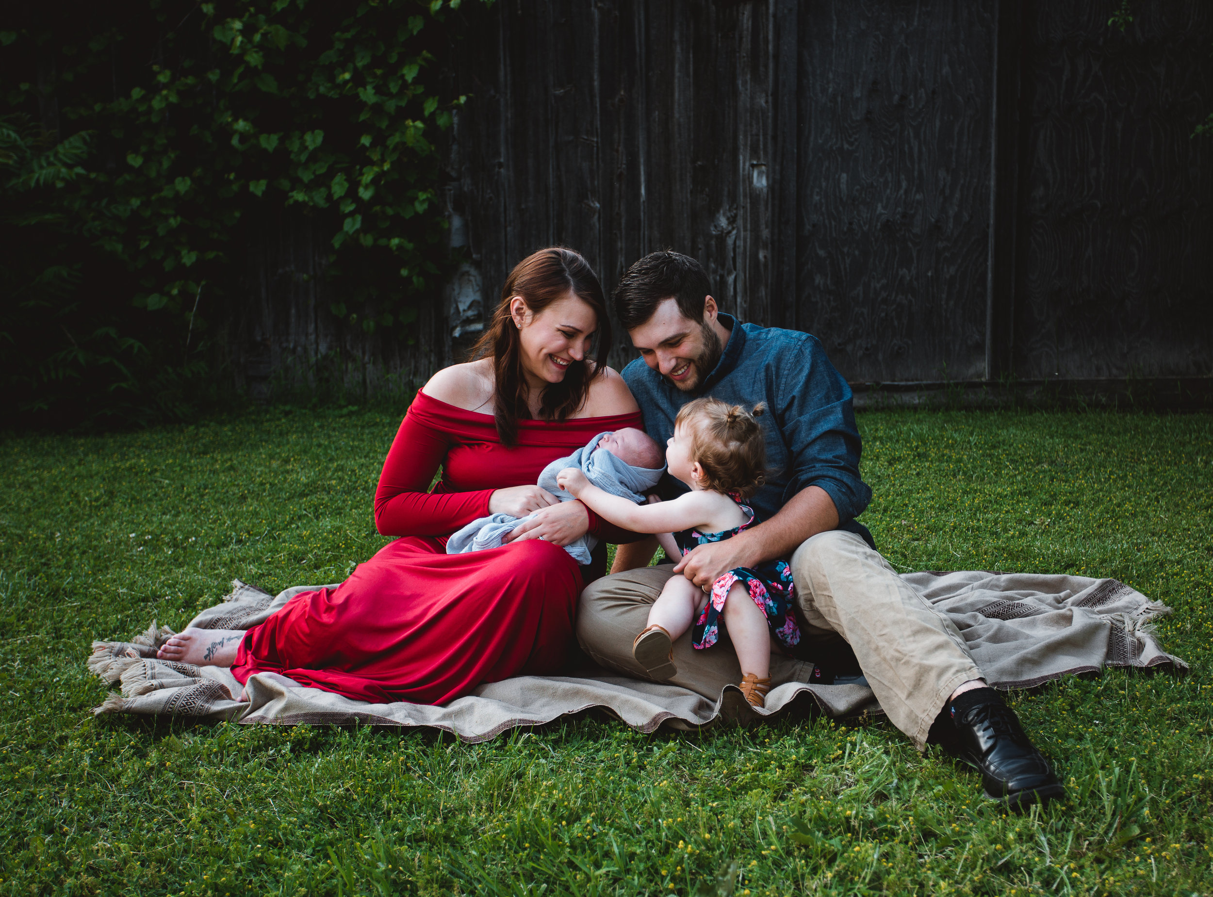 family photography jessalyn prins photography belleville photographer
