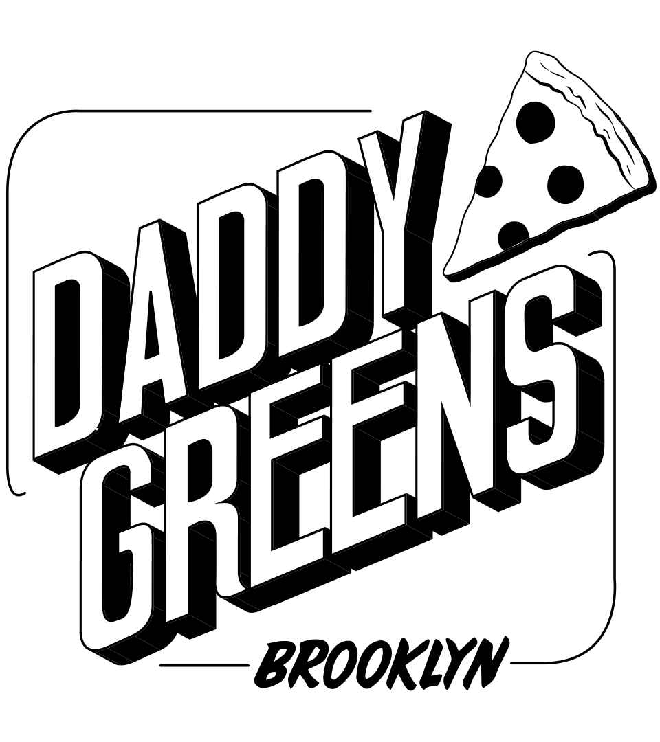 Daddy Greens Pizza - 352 Malcom X Boulevard Brooklyn, NY 11233The Best Pizza in Bedstuy!