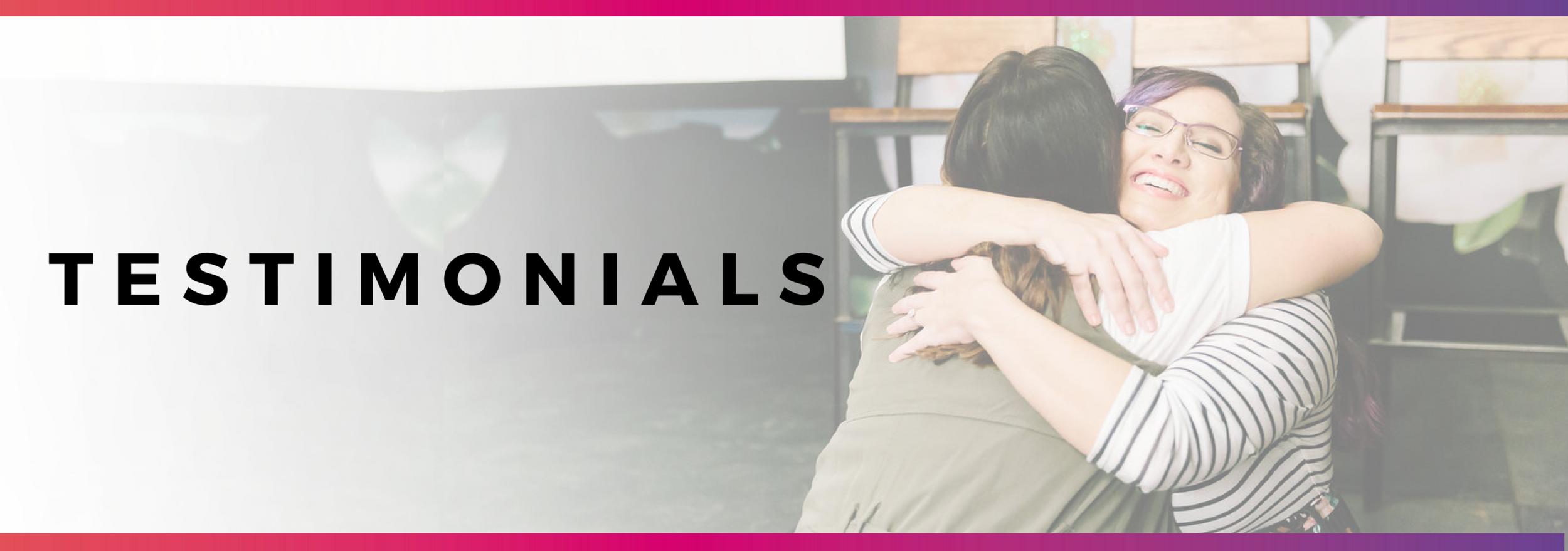 Speaking Testimonials and Client Feedback   Jessica Rasdall