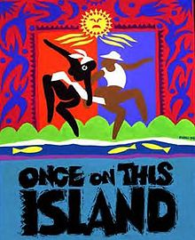 Two Orchestra Seats - Once On This  Island     January 15, 2008 @ 8PM Island. Circle in the Square, 50th Street between B'Way & 8th    Market Value: $150    Starting Bid: $35