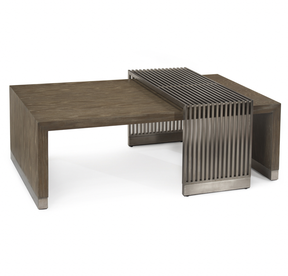 Luxe coffee table