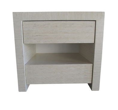 Kirei 2 drawer Nightstand
