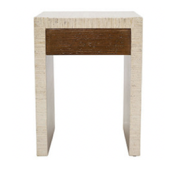 Kirei waterfall nightstand