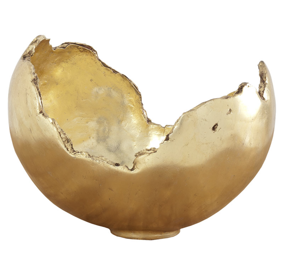 Gold Leaf Burl