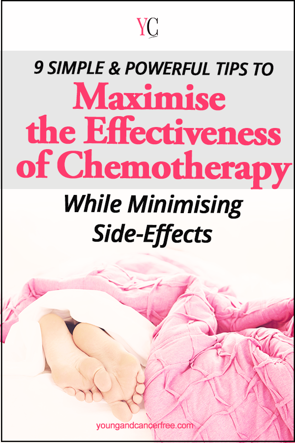 Tips for getting through chemotherapy, fasting, supplements, increase circulation and detoxifying, exercising, juicing